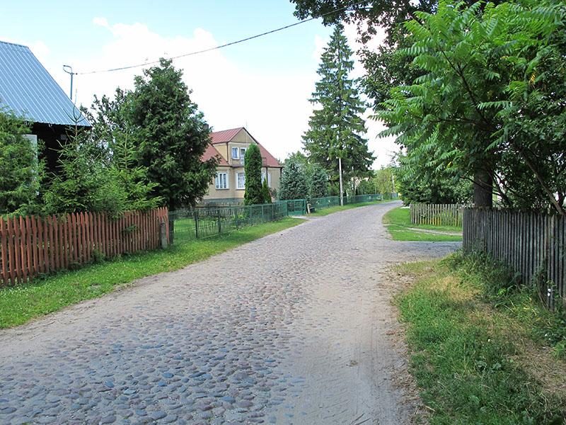 Miejscowość Dudki na Podlasiu. Krzysztof Kundzicz - Wikimedia Commons CC BY-SA 3.0