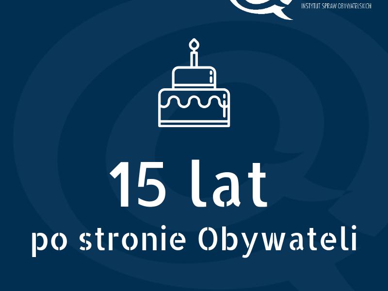 15 urodziny INSPRO